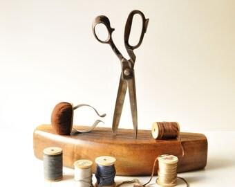 Vintage Large Tailors Sewing Scissors - Dorko Solingen - Made in Germany