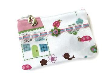 Baby Girl Gift Card Holder, Babies Keepsake Holder, Memento, Shower Gift, First Lock of Hair
