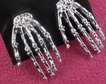 Skeleton Hands Earings- Take 25% Off - SINply Jewellery -