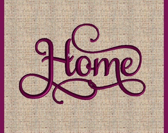 Home embroidery | Etsy