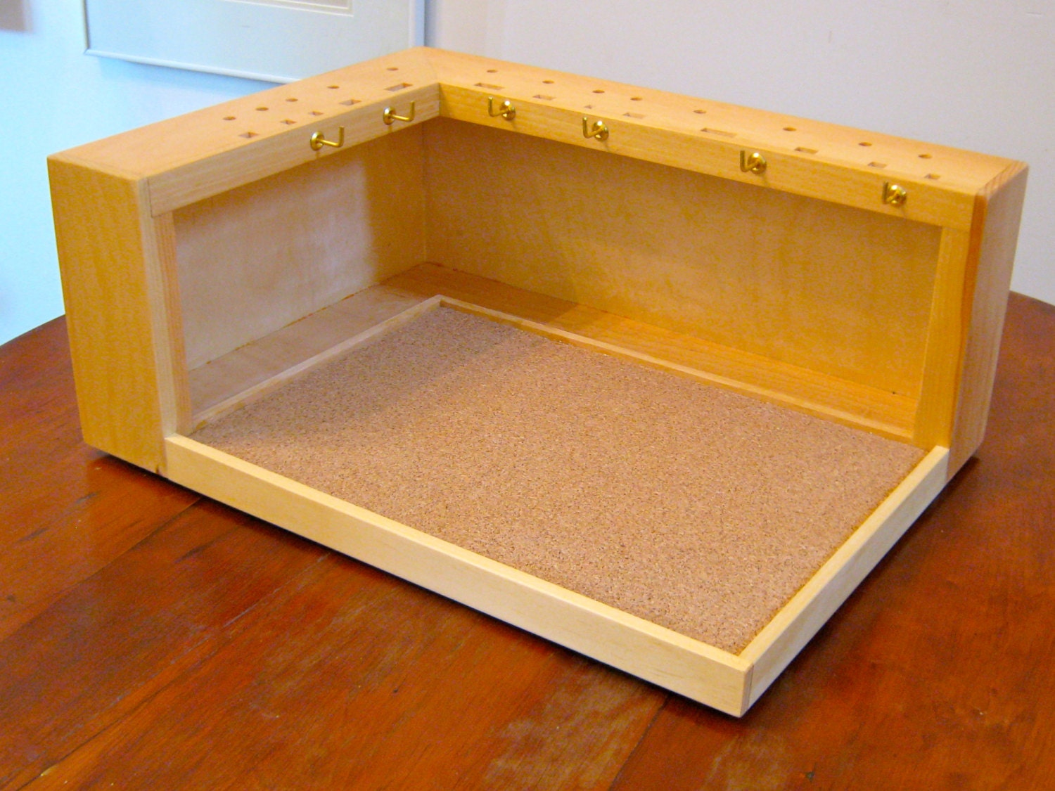 Wooden Fly Fly Tying Bench Prototype By Thewoodenfly On Etsy