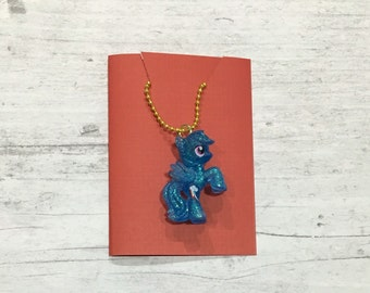 My Little Pony - Gitter Rainbow Dash - Necklace