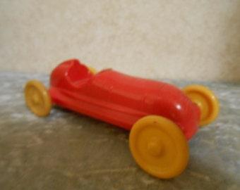 1950's Plastic Knickerbocker Race Car