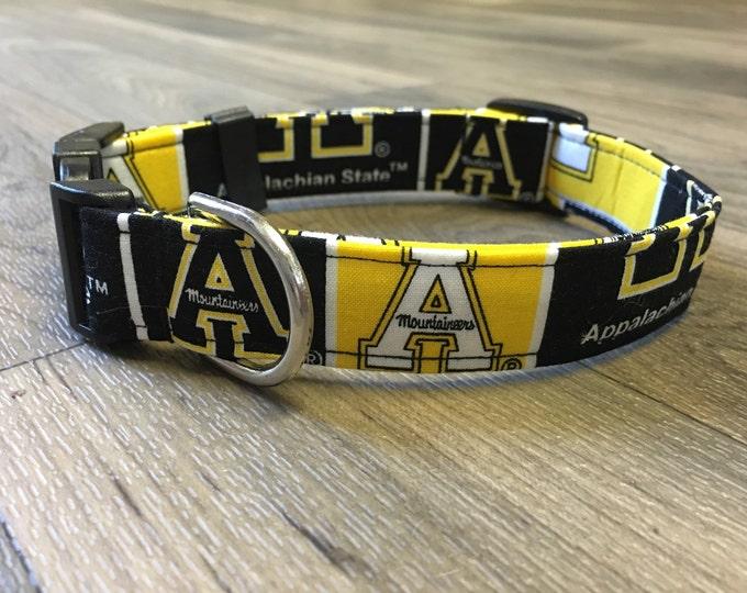 Appalachian State Collar