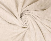 Oatmeal Hacci Flux Sweater Knit Rib Stretch Fabric with Two Tone Texture by the Yard- 1 Yard Style 224