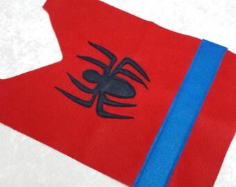 Adult / Big Kid Spiderman Costume Tunic