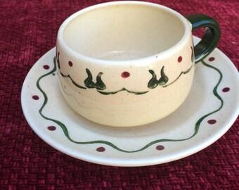 Metlox Cup and saucer