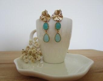 Wedding Earrings mod. Hyacint