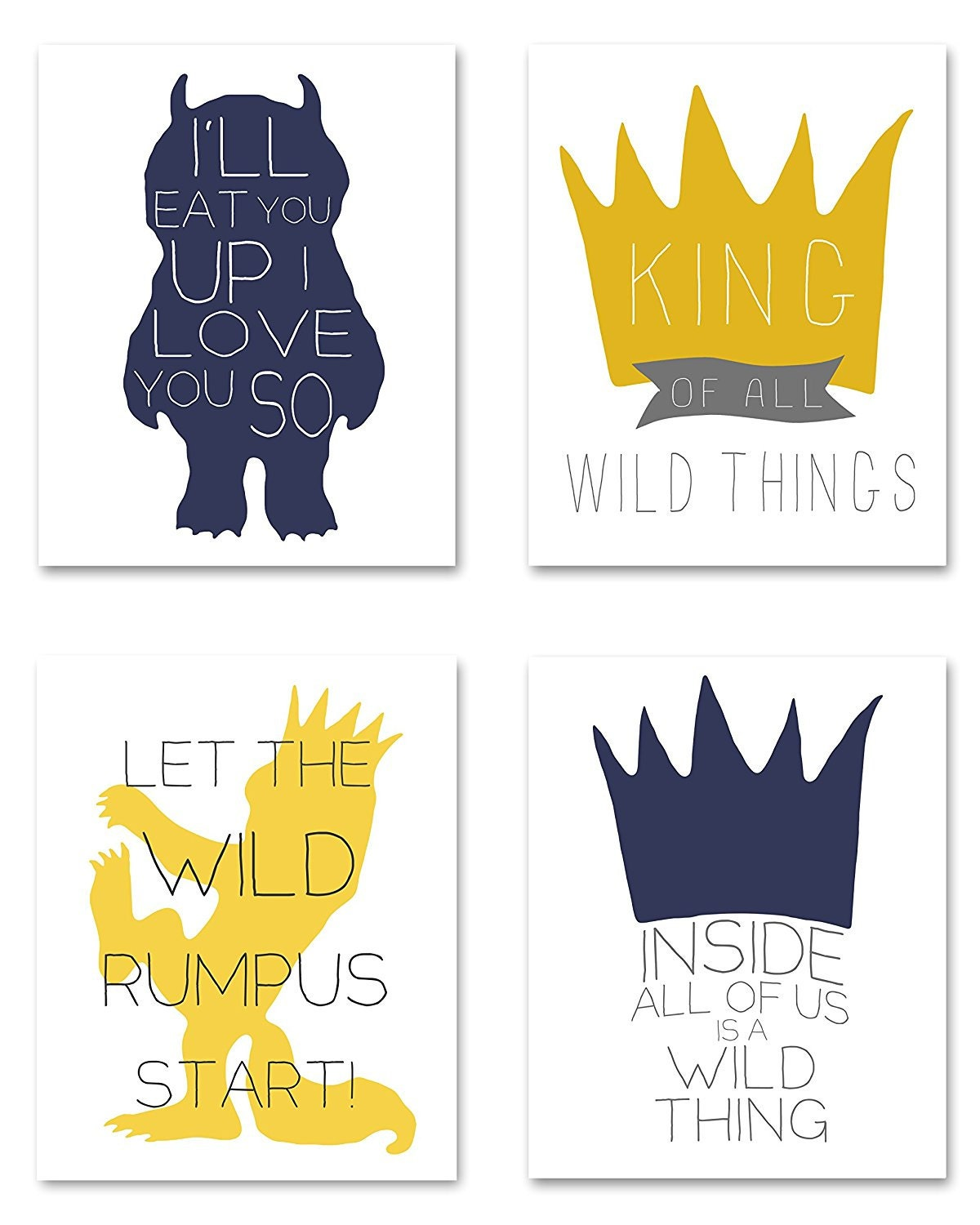 It's just a picture of Persnickety Where the Wild Things Are Printables for Free