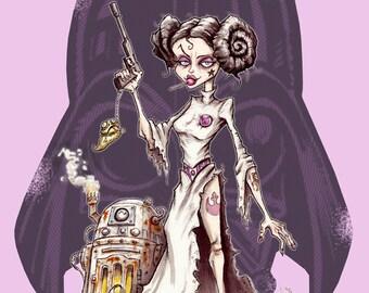 Princess Leia: Alderaan Avenger