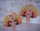 Thanksgiving gift tags, Turkey Gift Tags, Treat tags, Thanksgiving gift, Cute Turkey Tags, Hang tags, holiday gift tags, Thanksgiving