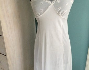 Vintage Philmaid nylon slip