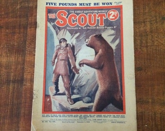 The Scout 1925 magazine