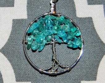 Tree By the Sea, Tree of Life, Apatite