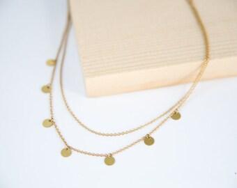 Sun Dance Necklace