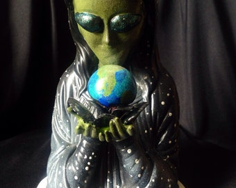 Mother Galaxy Alien