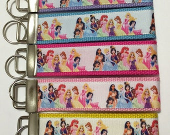 Disney's Princesses Key FOB
