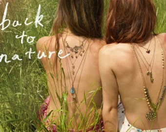 Custom Order Backdrop Necklace