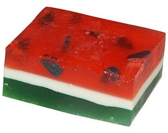 Bring Back Summer With Our Watermelon Scented Soap