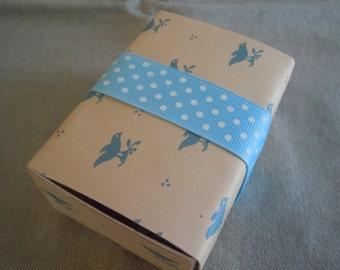 Little Smocked Dress Message Box