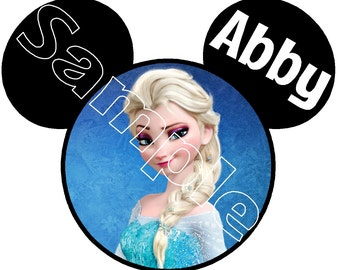 New Thicker Magnets! Custom Frozen elsa anna olaf Disney Cruise Line Stateroom Door Magnet Individual names this weekend only b3g1f