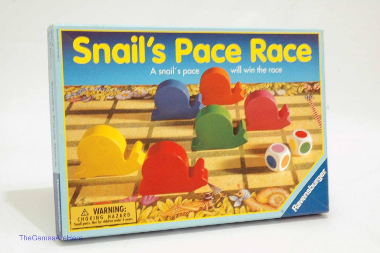 Snail race game