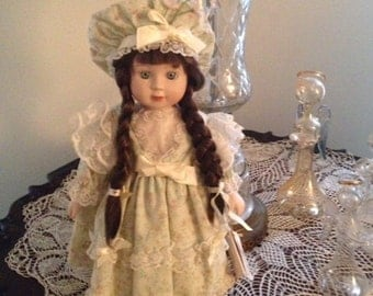 Vintage Gorham Doll of the Month/March