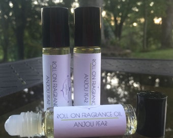 Pear Perfume - Pear Fragrance - Roll On Perfume - Body Oil - Body Lotion - Pear Lotion - Perfume - Fall Perfume - Pear Body Lotion - Pear