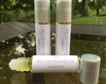 Calming Aromatherapy - Balancing Lotion - Balancing Body Oil - Calming Body Oil - Balancing Aromatherapy - Roll On Aromatherapy - Body Oil