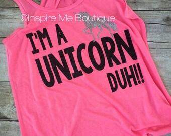 unicorn - I'm a unicorn - unicorn life - I'm a unicorn dun - unicorn love - unicorn for life - unicorn girl