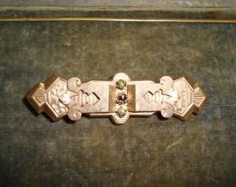 Very sweet Vintage Victorian Brooch
