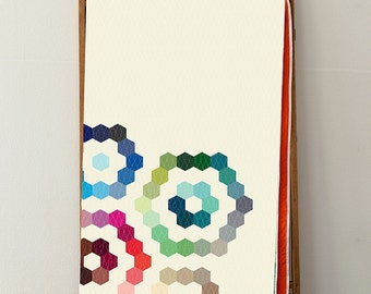 Quilt Pattern - Mae's Bouquet