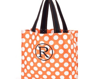 Trick or Treat bag, Halloween bag FREE MONOGRAMMING