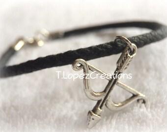 Bow & Arrow Bracelet