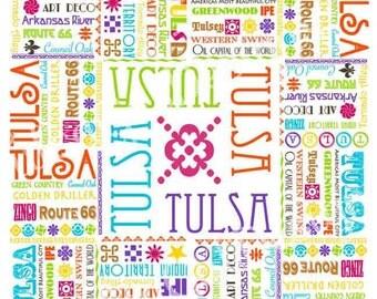 Tulsa Pillow Cover