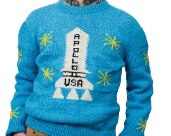 Mens Costume, The Shining Movie, Apollo Sweater, Replica In Stock