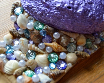 Mermaid Seashell Bra