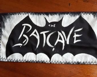 Batcave Patch