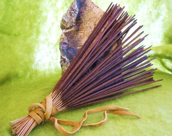 Violet 100 sticks of incense