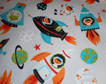 Rocket Man Pillowcase