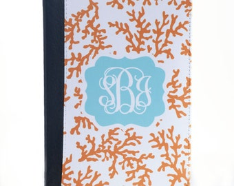 "Monogrammed Kindle Case - 1st generation 7"" Kindle Fire HD Case - Custom Personalized Kindle Case"