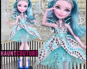 "Ever After High Doll ""Winged Wishes"" royal high fashion dress"