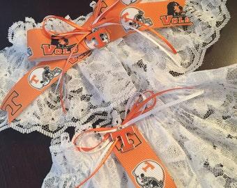 Tennessee Vols 2 pc. garter Set