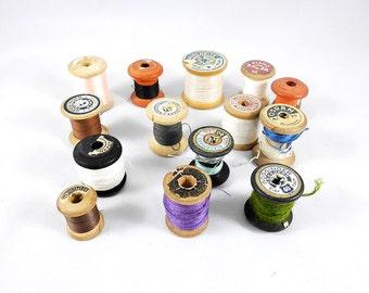Vintage Spools Thread