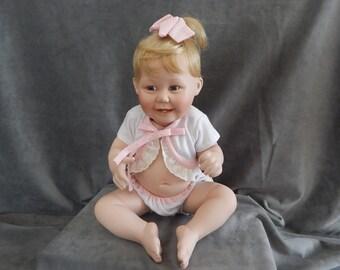 Vintage Aston-Drake Galleries Porcelain Baby Doll