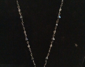 Chain necklace 18 in