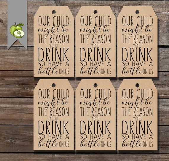 teacher wine gift tags wine gift tag coach my child might