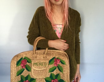 Giant Oversized Mexican Beach Bag