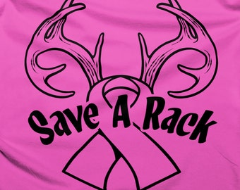 Save A Rack SD1155 Breast Cancer Awareness Shirt