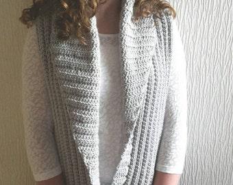 Pocket scarf. Extra warm and cozy